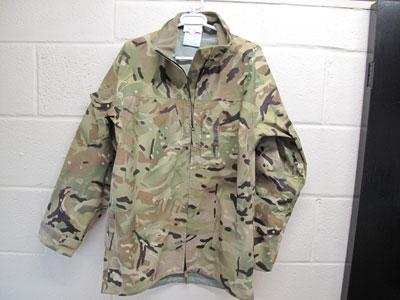 Brand New MTP Pak-Lite Goretex Jackets