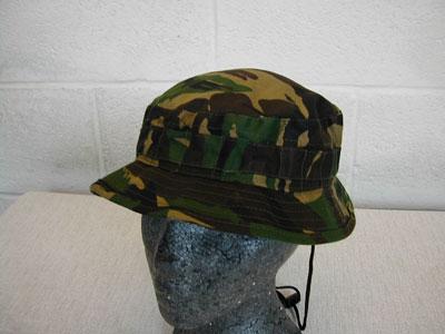 New British SAS Short Brim DPM Bush Hat