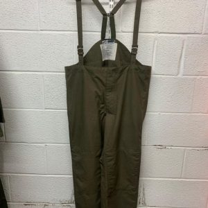 Austrian Gortex Overtrousers with Braces